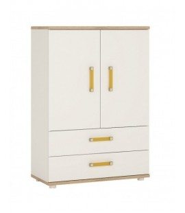 4Kids 2 Door 2 Drawer Cabinet (32)