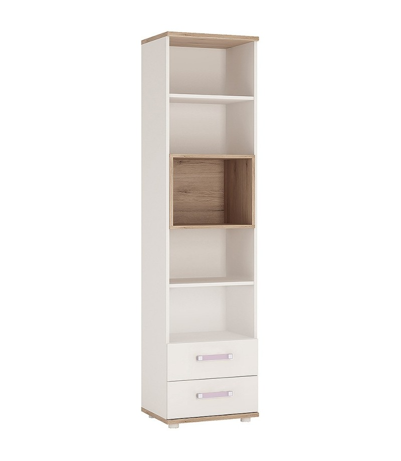 4Kids Tall 2 Drawer Bookcase (11)
