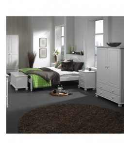 Copenhagen Blanket Box White (3023800050325F)