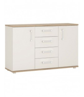 4Kids 2 Door 4 Drawer Sideboard (41)