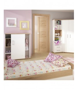 4Kids Single Bed with under Drawer (90)