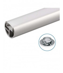 For Monaco Wardrobe LED L970 pipe light (LED PIR)