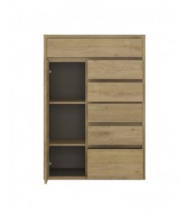 Shetland 1 Door 6 drawer cupboard (32)
