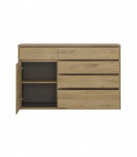 Shetland 1 Door 5 drawer cupboard (42)