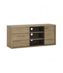 Shetland 1 Door 3 drawer TV cabinet (51)