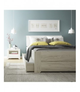 Angel 140 cm double bed (91)