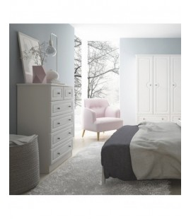 Hampshire 2 plus 4 chest of drawers ()