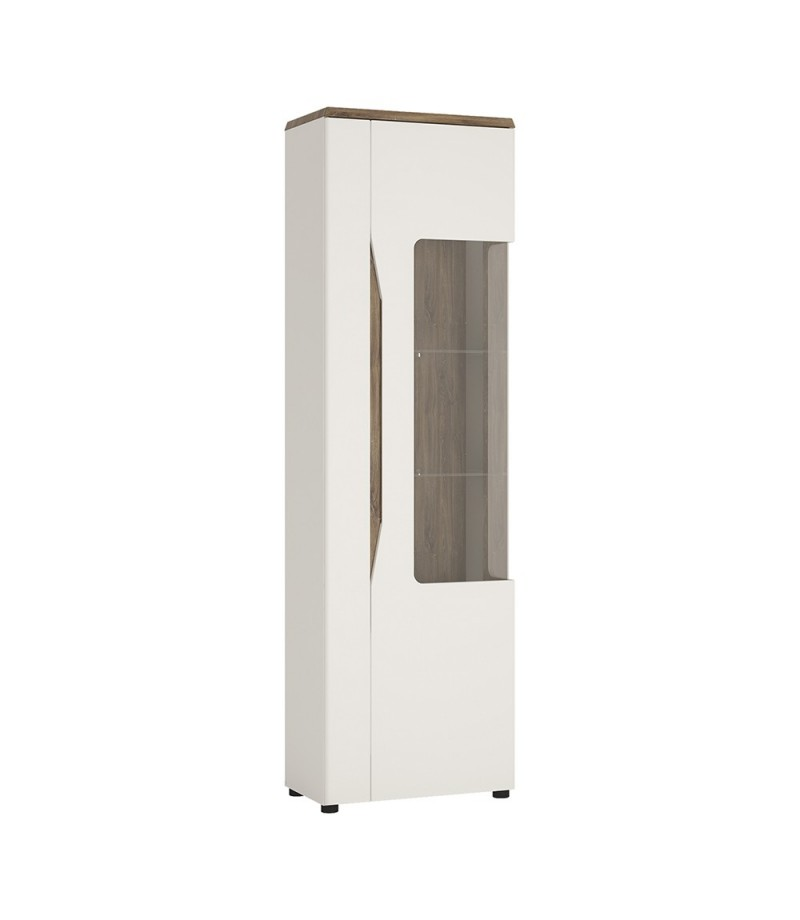 Toledo 1 door display cabinet (RH) (TOLV01P)