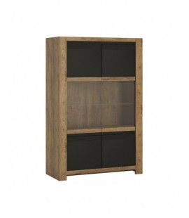 Havana 2 door display cabinet (HAVV06)