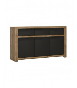 Havana 3 door 3 drawer sideboard (HAVK03)