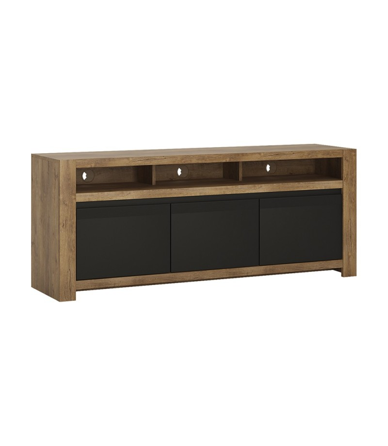 Havana 2 door 1 drawer TV unit (HAVF01)