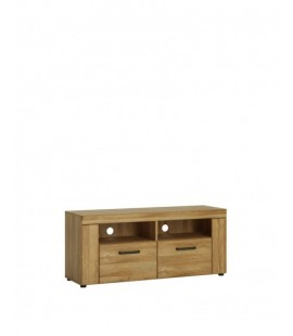 Cortina 2 drawer TV cabinet (CNAF01)