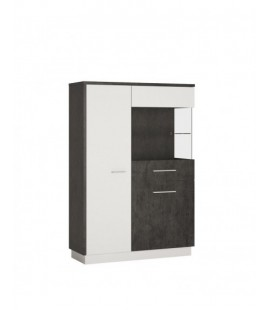 Zingaro Low display cabinet (RH) (ZINV01 P)