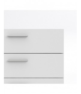 Pepe Chest of 5 Drawers in White (7007249)