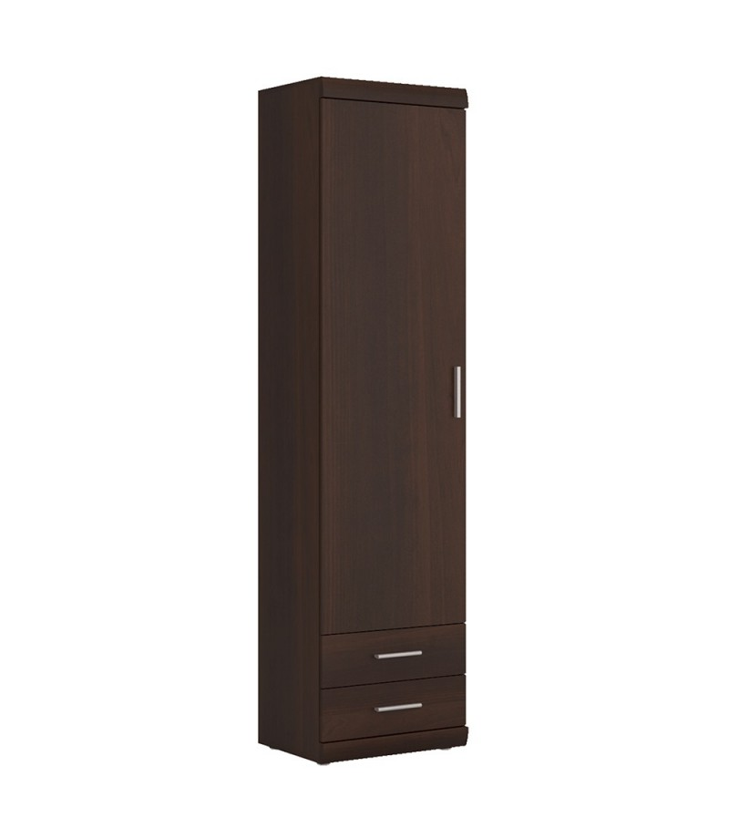 Imperial Tall 1 Door 2 Drawer Narrow Cabinet (10)