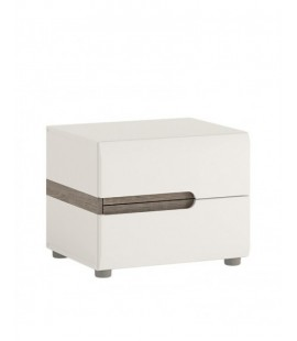 Chelsea 2 Drawer Bedside (96)