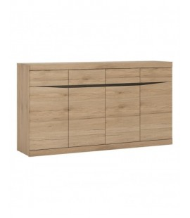 Kensington Wide 4 Drawer 4 door Sideboard (40)