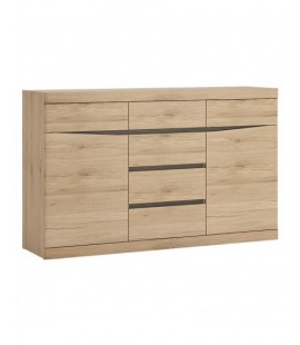 Kensington 2 Door 3+3 drawer Sideboard (41)
